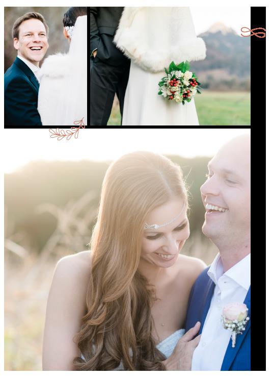 Michaela Begsteiger Paar Shooting Fotobuch front-page-left-side