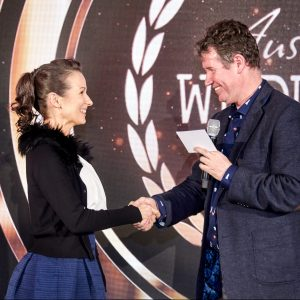 2.Platz beim Austrian Wedding Award 2019