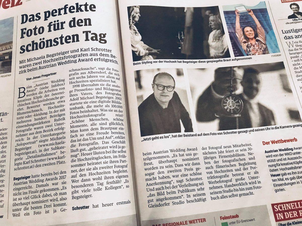 Kleine Zeitung 7.2.18